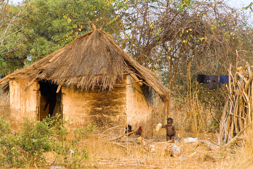 Alleviating poverty especially in <p>rural areas is crucial for development